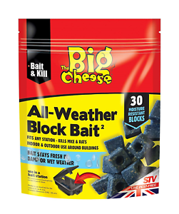 The-Big-Cheese-STV213-All-Weather-Block-Bait-Blue-30-x-10-g