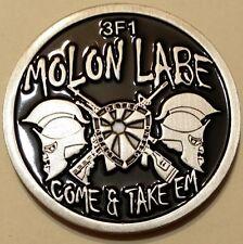 3rd FAST 1st PLT Fleet Antiterrorism Security Team Marine Challenge Coin