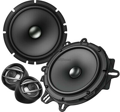 Seat Leon 1M 99-06 Pioneer car speakers 165mm component front//rear