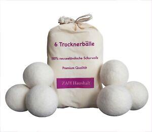 Details zu Trocknerbälle für Wäschetrockner. Geld und Energie sparen