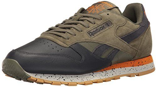 Reebok  Mens Mens Mens CL Leather SM Fashion Turnschuhe- Pick SZ Farbe. 0afce6