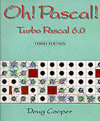 1 of 1 - Oh! PASCAL!: Turbo PASCAL 6.0-ExLibrary