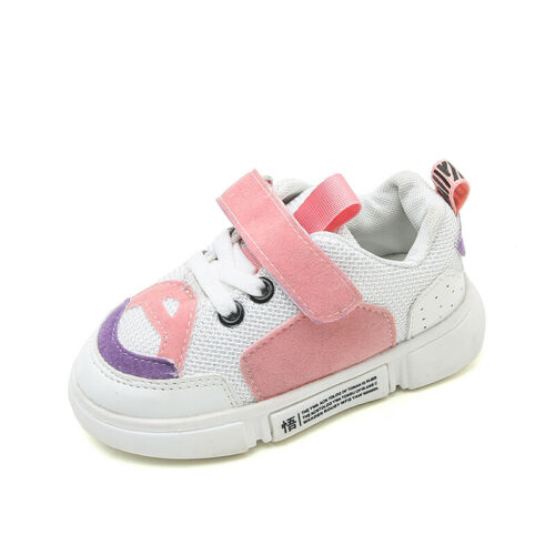 Kids Boys Girls BABY Walk Running Shoes Child Sports Trainers Sneakers Shoes