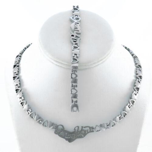 Bonyak Jewelry 18 Inch Rhodium Plated Necklace w// 4mm Jet Birth Month Stone Beads and Saint Joseph