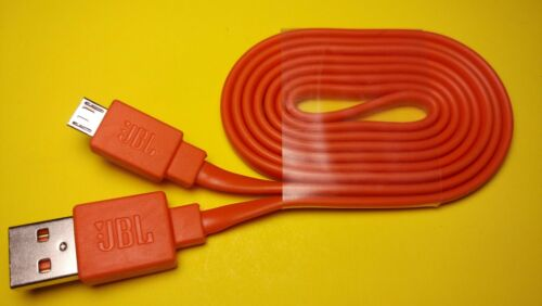 2 ORIGINAL GENUINE JBL FLIP 4 3 BLUETOOTH SPEAKER USB CABLE