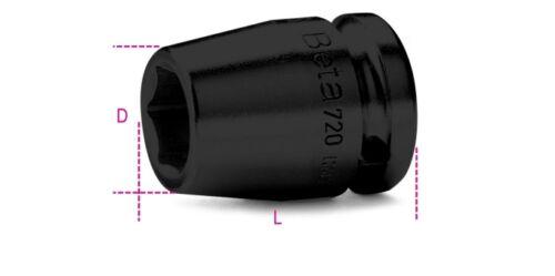 Standard Series 13mm Beta Tools 720-Impact Socket