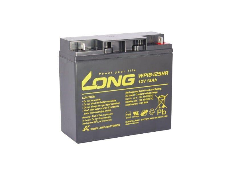 Akku kompatibel Powerfit S312 18 F5 12V 18Ah AGM Blei wartungsfrei VdS Notstrom | Guter weltweiter Ruf