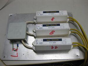 Ct-1050 990volt SorgfäLtig AusgewäHlte Materialien Neon-products Hochspannungstrafos 3 X Neontrafos