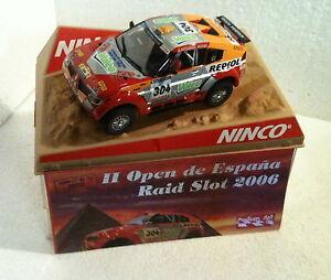 Qq Ninco Mitsubishi Pajero Evo Ii Podium Podium 2006 De España