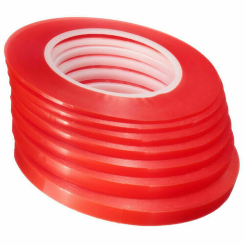 50M Red Double Side Tape Strong Sticky Adhesive For Mobile Cell Phone Repair Kit