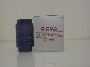 Sigma-28-70mm-f-3-5-4-5-Manual-Focus-Lens-For-Canon-AE-1