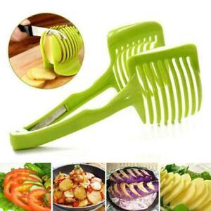 Kueche-Obst-Tomaten-Clip-Holder-Gemuese-Zitrone-Cutt-Kartoffel-Zwiebel-J7W5