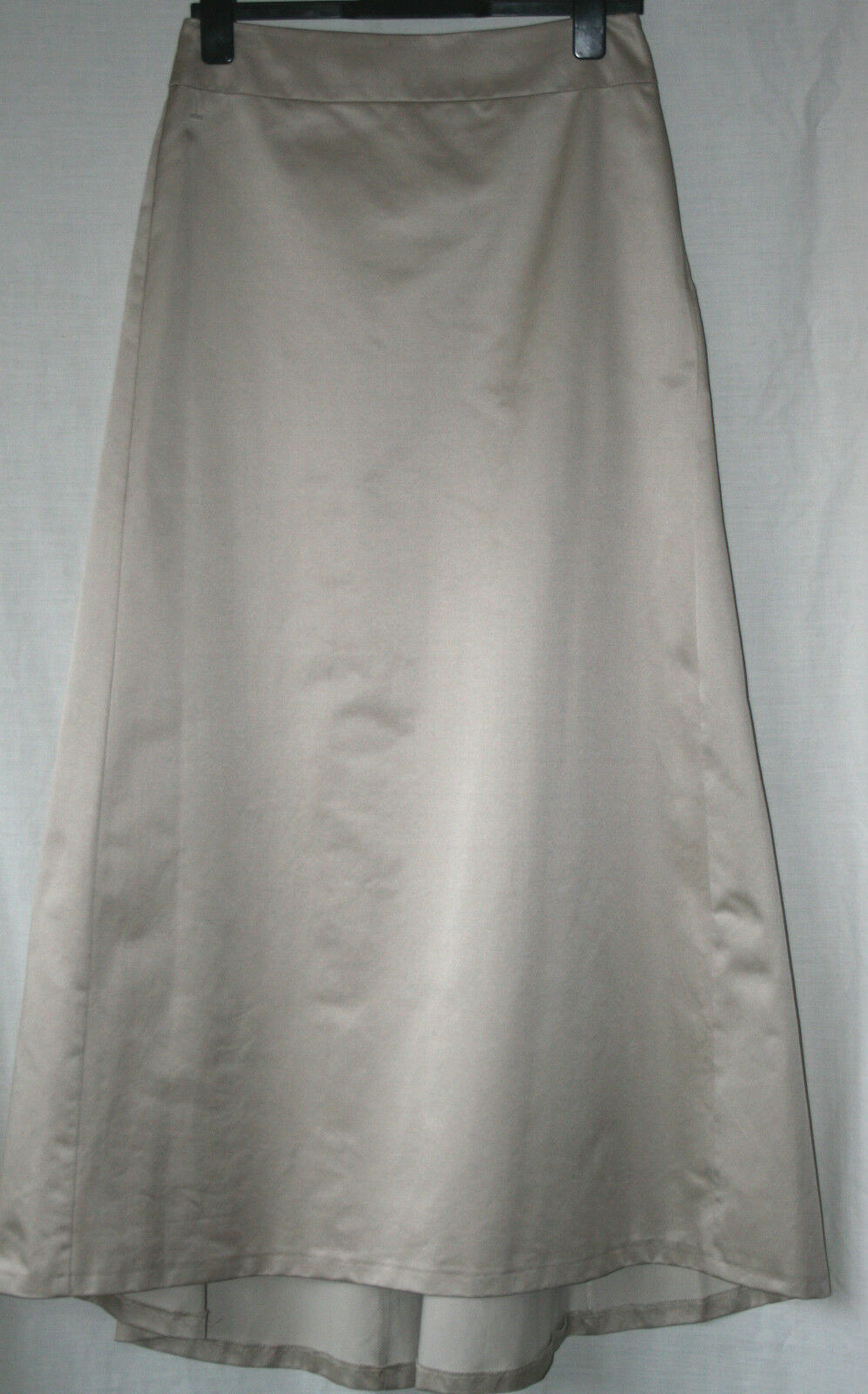 MONSOON (UK10 / EU38) NEW MOCHA 'VENUS' BRIDESMAID FULL-LENGTH LINED SKIRT