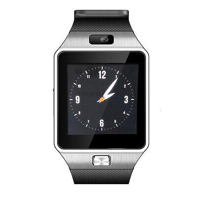 SmartWatch Bluetooth Armbanduhr für iPhone Samsung HTC LG Android iOS Kamera SIM