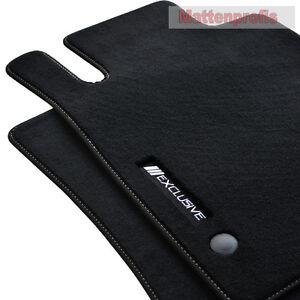 Mattenprofis Exclusiv Velour Fußmatten für Mercedes SLK R172 ab Bj.03/2011 nub