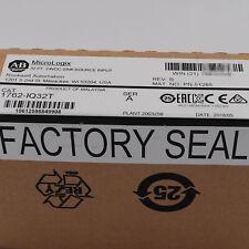 Allen Bradley Micrologix 32point Input Module 1762 Iq32t New Factory Sealed