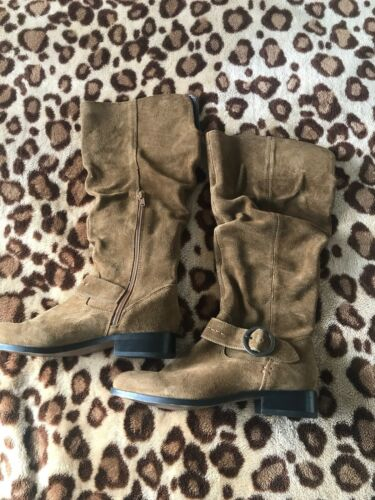 Boots Tan 4 Bnwot Leather 37 72 Size Next Ladies wRTpfp