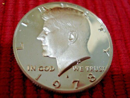 1978 S Kennedy Gem Proof Half Dollar