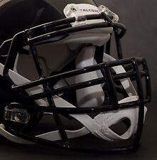 ATLANTA FALCONS Riddell Speed S3BD-SP Football Helmet Facemask/Faceguard