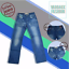 Vargaux-039-s-Seung-Hyun-Korean-Straight-Style-Jeans-Regular-Fit-Pants-Size-30 thumbnail 3