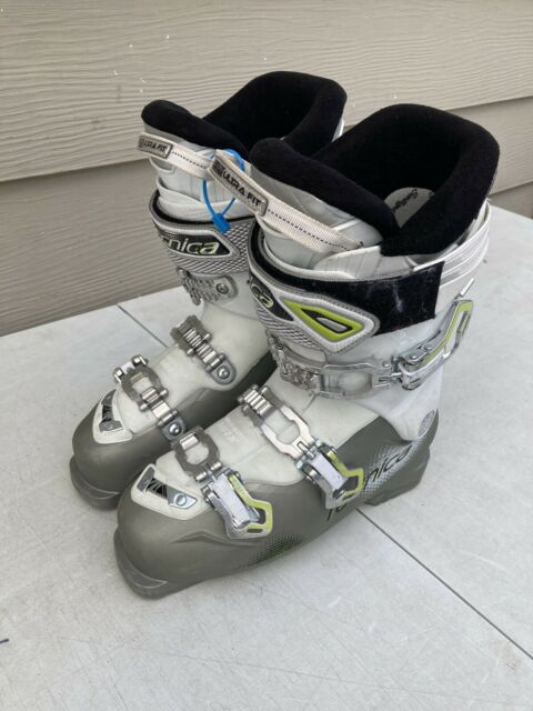 Used Tecnica Ten.2 Rt 75w Womens Ski Boots **GREAT CONDITION**