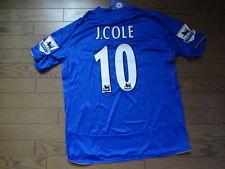 Chelsea #10 J.Cole 100% Original Jersey Shirt XL 2005/06 Home Still BNWT NEW