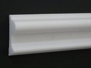 Stuckleiste-Friesleiste-Stuckprofil-Zierprofile-30-Meter-Dekor-034-Wittmund-034