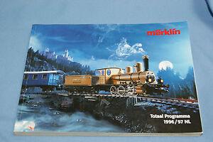 Marklin-Katalogue-1996-97-NL