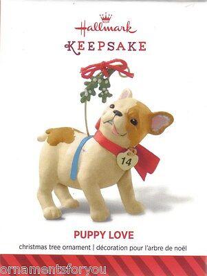 Hallmark 2014 Register to Win Puppy Love READY TO SHIP