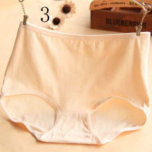 Damen Slip Microfaser Seamless Slips Unterhose Schlüpfer Höschen Unterwäsche  ;