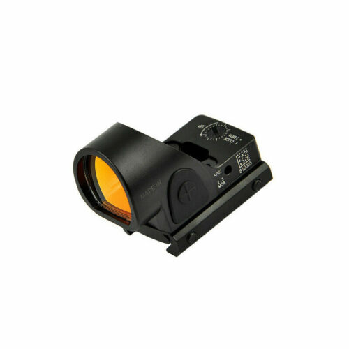 SRO Red Dot Sight Tactical Reflex Red Dot For Hunting Precision Adjustable Optic