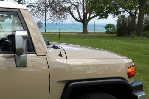 "9/"" Black Spring Stainless AM//FM Antenna Mast Fits 99-08 Dodge Ram Truck 1500"