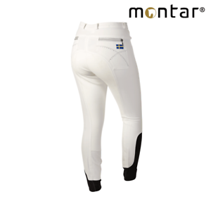 Montar Sweden Flag Breeches (Silicone Knee Patch) FREE  UK Delivery  shop online