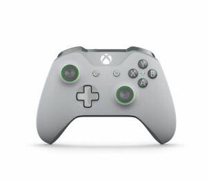 Microsoft Xbox WL Controller - Grey and Green