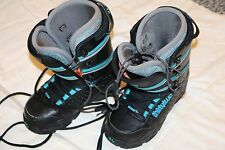 32 Thirty Two Prospect Snowboard Boots Womens Sz 6.5