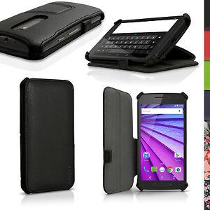 Cuir-PU-Etui-Flip-Housse-pour-Motorola-Moto-G-3eme-Gen-XT1540-Coque-Case-Cover