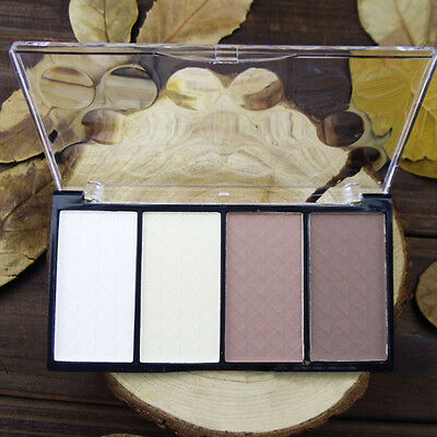 Make-up Cosmetic Pressed Powder Highlight Contour Powder Shading