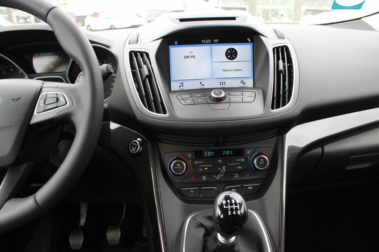 Ford C-MAX 1,0 SCTi 125 Titanium+ - billede 11