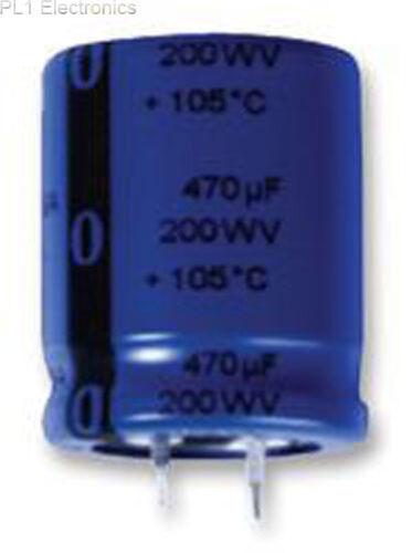 330uF Cornell Dubilier-slpx331m400e3p3-PAC ALLUME Elec snap-in 20/% 400