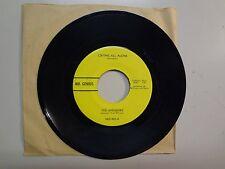 "AVENGERS: Crying All Alone 3:05-No Wonder 2:25-U.S. 7"" 1966 Mr. Genius MG-402"