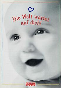 Fisher-Price-Mattel-Prospekt-2001-Babyspielzeug-Spielzeugkatalog-catalog-toys