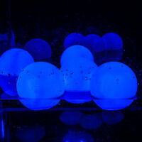 Led Fairy Berry Glowing Light Ball Floating For Party Wedding Decoration Floral