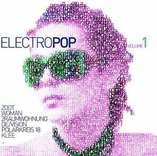 ELECTROPOP VOL.1 2CD Frozen Plasma DE/VISION Rotersand DISTAIN