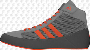 buy popular 186b4 ca25d Image is loading Adidas-HVC-2-MEN-039-S-Wrestling-Shoes-