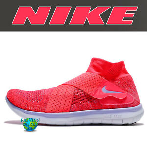 b1bd8827b37b Nike Women s Size 9.5 Free Rn Motion Flyknit 2017 Running Shoe ...