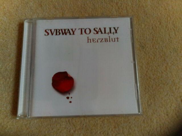 CD SUBWAY TO SALLY – Herzblut (2001)