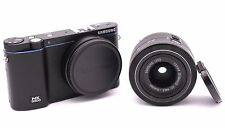 Samsung NX NX3300 20.3MP Digital Camera - Black (Kit w/ 20-50mm II Lens)