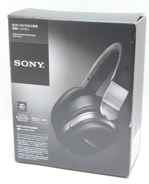 SONY MDR-HW700 Wireless Digital Surround Headphone for MDR-HW700DS Free Shipping