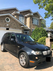 2010 BMW X3 All Wheel Drive - Great Condition FIRM LOW PRICE