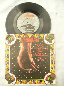STRANGLERS-DON-039-T-BRING-HARRY-EP-ua-str-1-33rpm